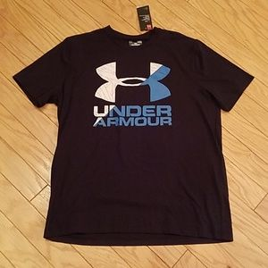 2/$30 NWT Men's size L Under Armour tee